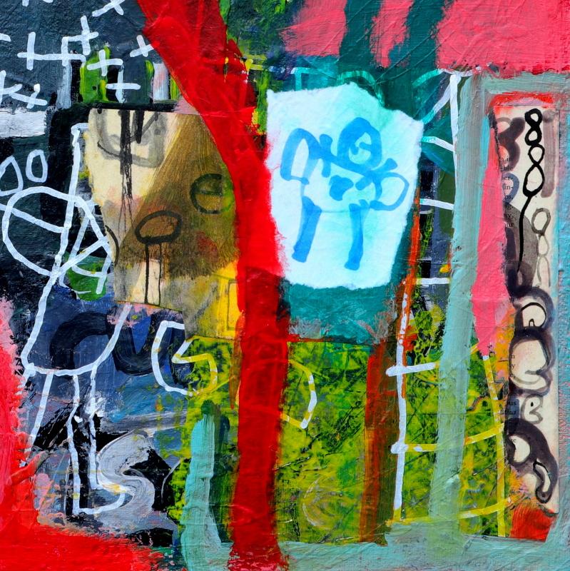 Kunst zoals Jean Michel Basquiat