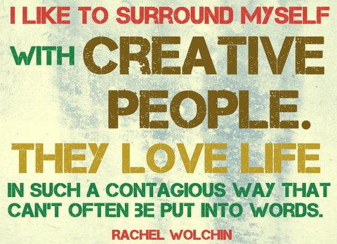 creatieve mensen quote